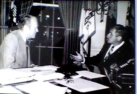 Präsident-Gerald-Ford-James-W-Nugent