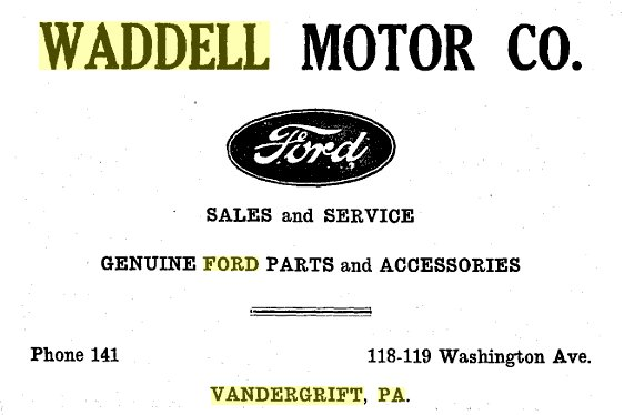 waddell-ford-vandergrift-pa-ad