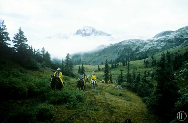 Colorado Horseback
