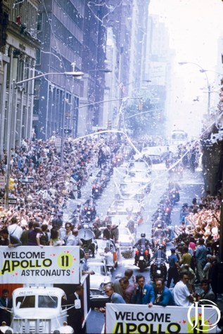 Apollo 11 - $800 - 8x12 Kodachrome Color C Print in 14x18 frame - Edition of 10