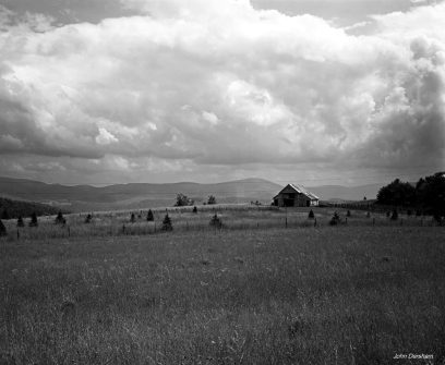 6-13-2015 Blue Ridge Parkway-Virginia-Toyo 8x10M-Schneider 240mm G-Claron lens-Ilford Delta 100 8x10 film-PMK Pyro developer.