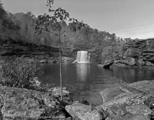 11-8-2014 Little River Canyon-6x7-Efke 50-PMK dev.