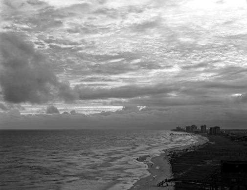 9-1991 Alabama Gulf Coast-Linhof Technika-120 Schneider Super Symmar-Kodak Tmax 100 4x5 film-Kodak Tmax RS developer