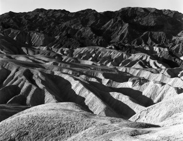 9-26-1999 Death Valley-Linhof Technika 4x5 camera-300mm Schneider Xenar lens-K2 filter-Ilford HP5+ 4x5 film-PMK Pyro developer.
