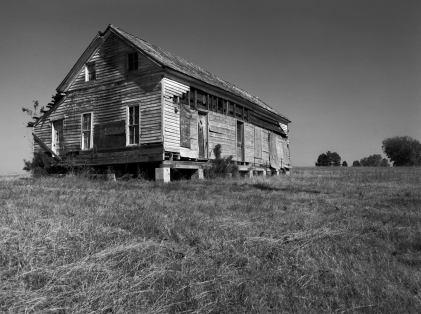 11-8-2012 Homestead near Geraldine Alabama-Pentax 6x7 camera-55mm lens-K2 filter-Efke R50 120 film-PMK Pyro developer.