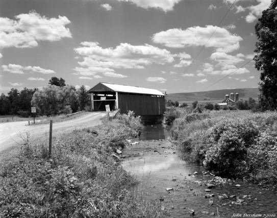 7-1-2010-Union County Pennsylvania-Linhof Technika V 4x5 camera-120mm Schneider Super Symmar HM-K2 filter-Efke R50 4x5 film-PMK Pyro developer. See Translation
