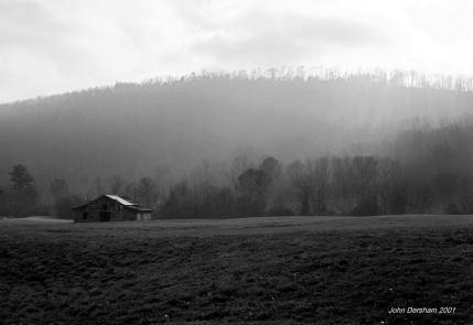1-15-2001 Lookout Mountain for H11-near Collinsville Alabama-Yashica EM camera-80mm Yashinon lens-Kodak Tmax 100 120 film-Kodak Xtol developer.