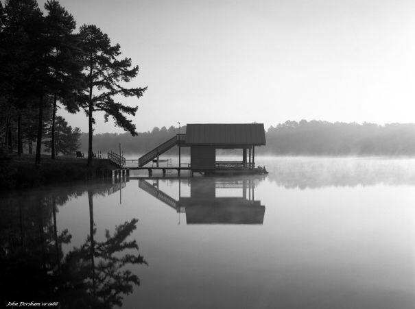10-29-1986 Lake Serene-Hattiesburg Mississippe-Linhof Technika V 4x5 camera-150mm Schneider Symmar S lens-K2 filter -Kodak Tri C Pan Pro 4x5 film-Kodak HC110B developer.