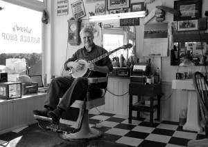 10-8-2015 Jim Lloyd of Lloyd's Barber and Banjo Shop-Rural Retreat Virginia-Canon 5D-24-105L lens-Raw file.