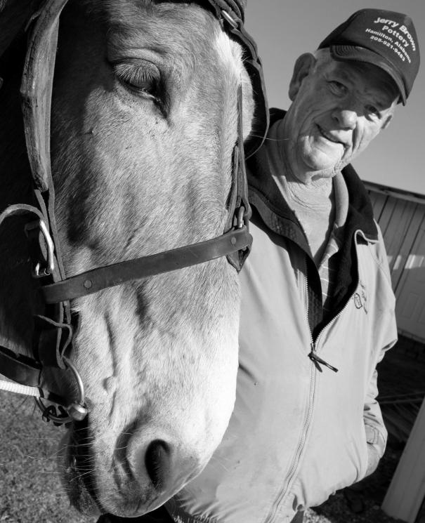 11-2014 Jerry Brown and Ole Blue-Canon 5D camera-24-105L lens-Raw file.
