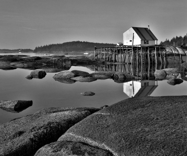 Changing Moods - Sixty Years in Black and White by John Alexander Dersham - #82