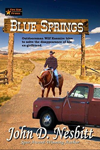 Cover for Blue Springs by John D. Nesbitt