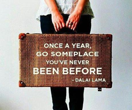 γνωμικά για ταξίδια