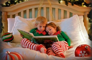 xmas-kids-on-bed