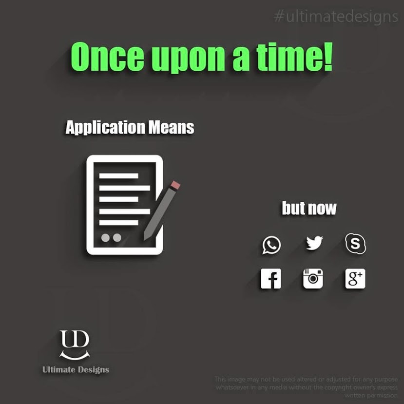application means