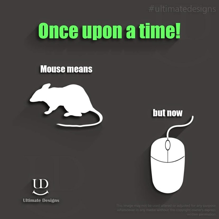 mouse means