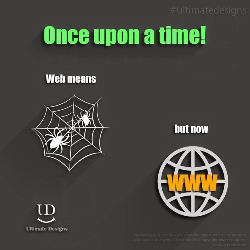 web means