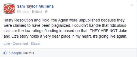 Facebook, September 02, 2014