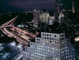 The Escape, Atlanta Cityscape, by John Dowell Artist Photographer