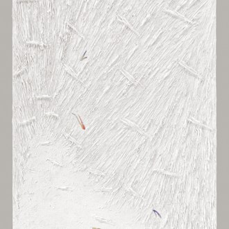 To Move From Then To Now, White Paintings, by John Dowell Artist Photographer