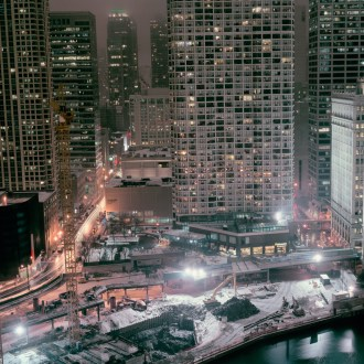 Untitled, Chicago Cityscapes, by John Dowell artist photographer