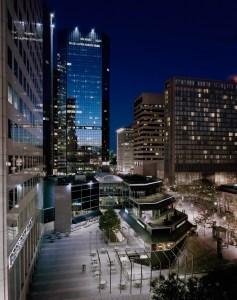The Denver Center, Denver, by John Dowell artist photographer