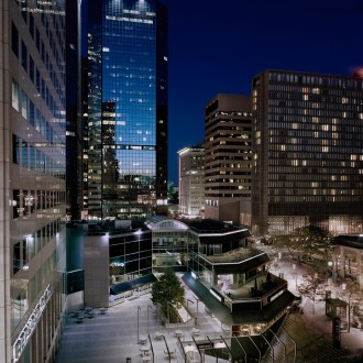 The Denver Center, Denver, by John Dowell artist photographer