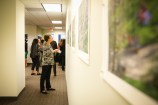 """Rittenhouse - A View Aloft"" Opening Reception at Griesing Law, Philadelphia, John Dowell"