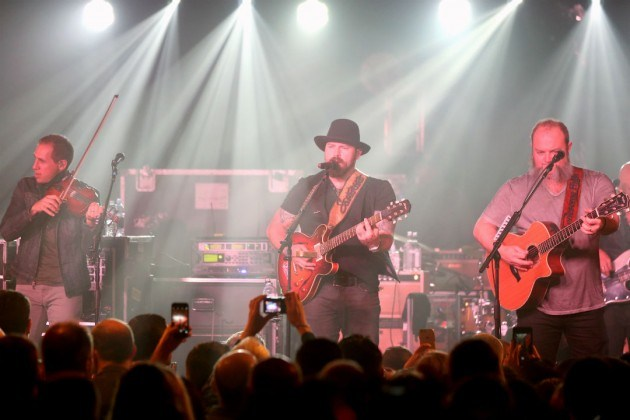 The Zac Brown Band