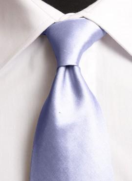 Lilac Standard Tie (+ Handkerchief)