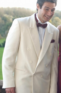 White Tuxedo (2-Piece Package)