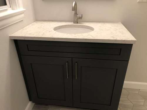 Greenwood Bath Remodel