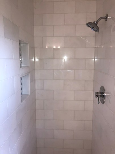 Lake Stevens Shower Complete
