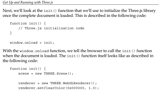 Three.js Essentials Book Review (2/3)