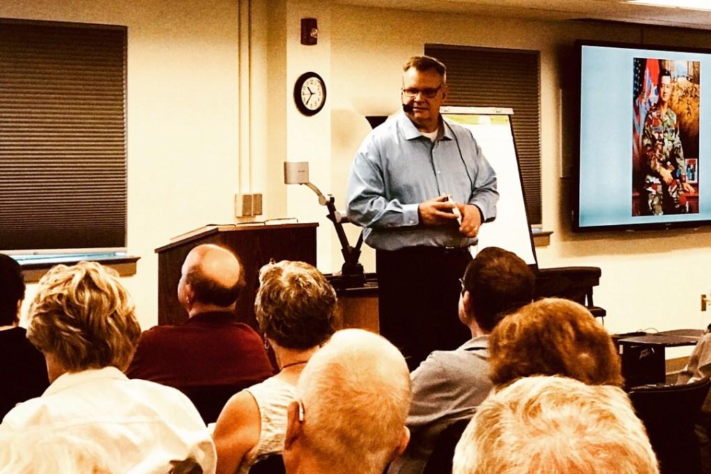 John Fenzel Osher LIfelong Learning Center at Towson University