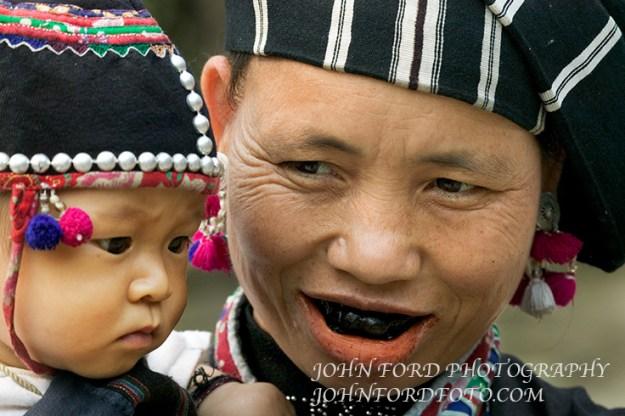 MONTEGARD WOMAN & CHILD