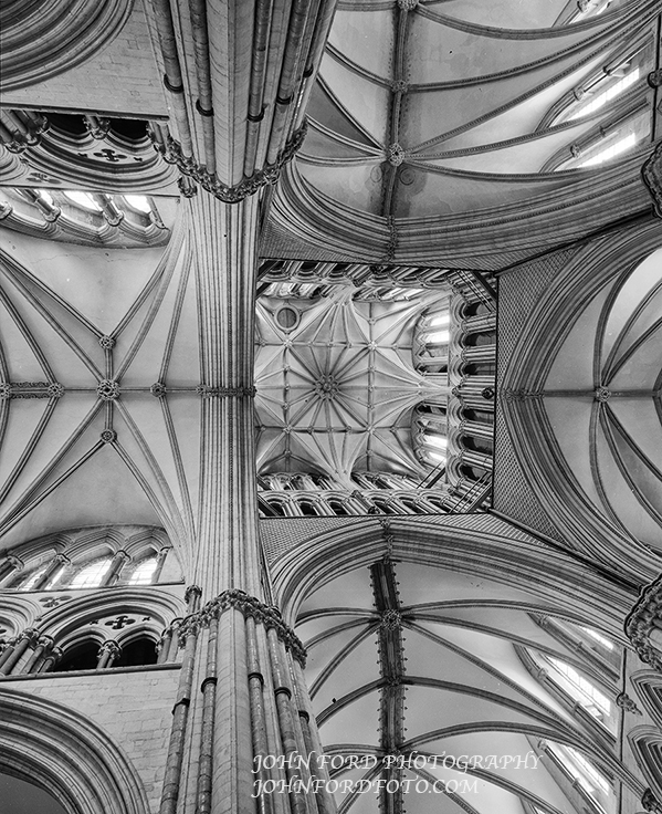 WELLS CIELING, ENGLISH CATHEDRALS