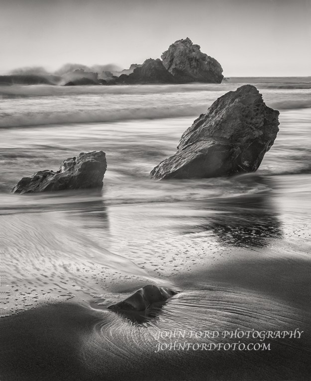PFEIFFER BEACH, CALIF.