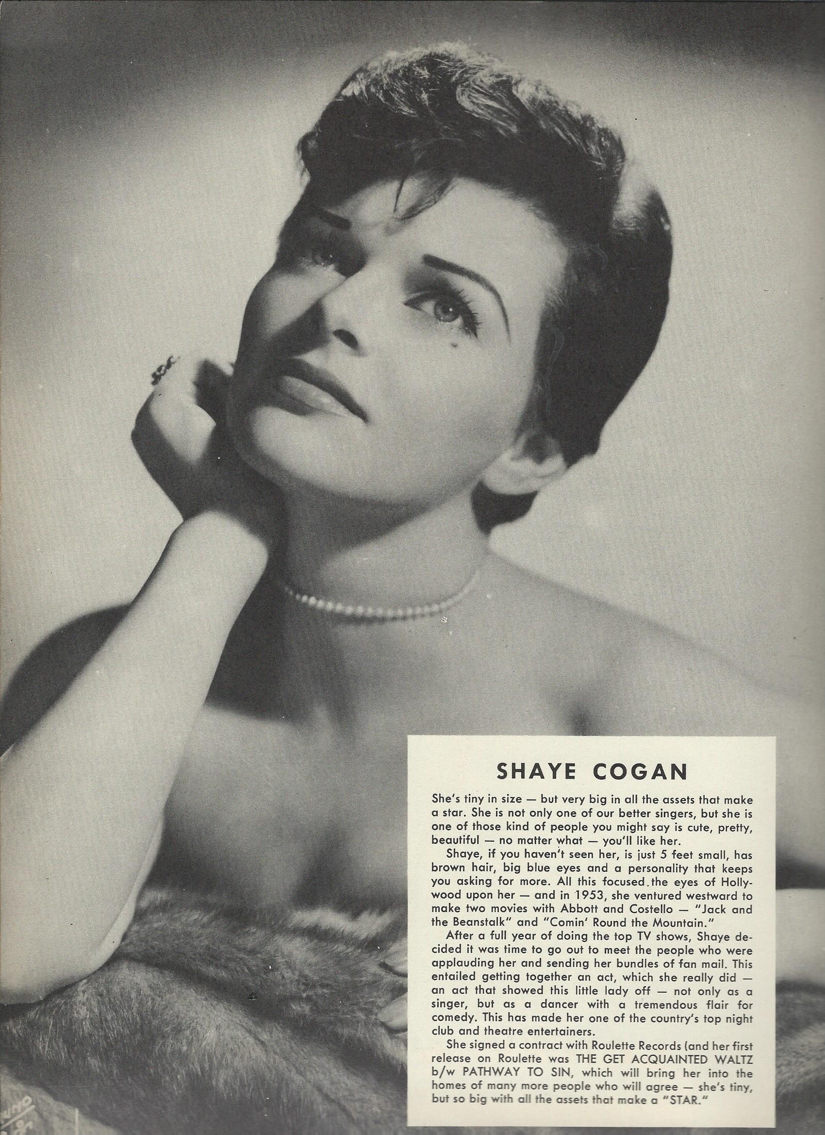 Watch Fanny Cogan video