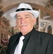 Denny Griffin, true crime author