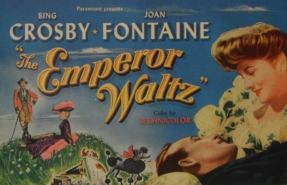 "Image result for ""The Emperor's Waltz"" 1948"