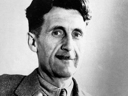 What would George Orwell think of Twitter?