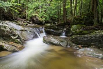 Cobb Brook falls