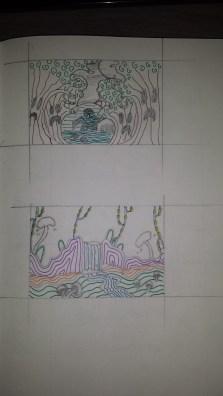Environments & Rhea Redesign - John Hannon
