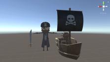 Pirate - Unity