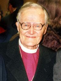 Bishop Lesslie Newbigin