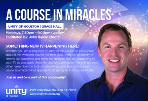 Miracle Monday Online ACIM Study Group @ Online