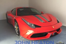 SOMETHING A BIT SPECIALE