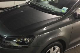 MACHINE POLISHED & CERAMIC COATED VW POLO