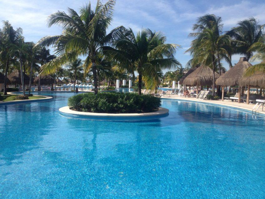 "Playa del Carmen's six-star resort scene puts the ""high"" in high maintenance"